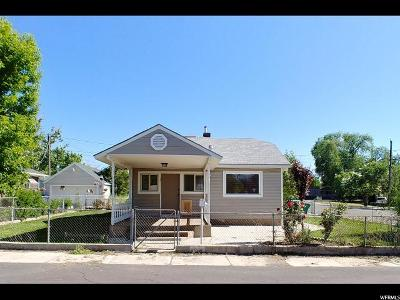 Sandy Single Family Home For Sale: 228 E 8920 S