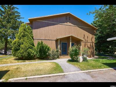 Midvale Townhouse For Sale: 639 E Cobblestone Dr S