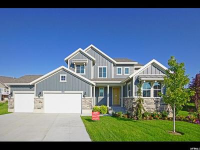 South Jordan Single Family Home For Sale: 11028 S Olive Point Ct