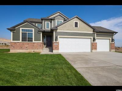 Herriman Single Family Home For Sale: 6562 W Hollister Way