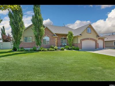 Layton Single Family Home For Sale: 454 N 3550 W