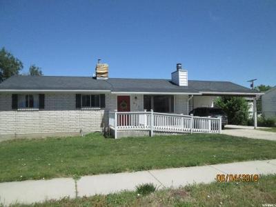 Tooele UT Single Family Home For Sale: $225,000