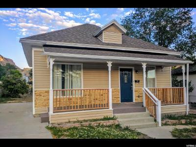 Helper Single Family Home For Sale: 34 Dodge St