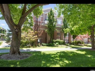 Salt Lake City Condo For Sale: 838 E South Temple S #411