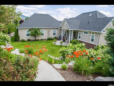 Logan Single Family Home For Sale: 392 Red Fox Trce