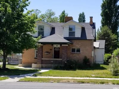 American Fork Single Family Home For Sale: 140 S 100 E