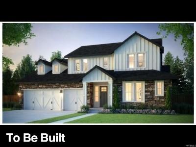 South Jordan Single Family Home For Sale: 10964 S Champ Jasper Way W #418
