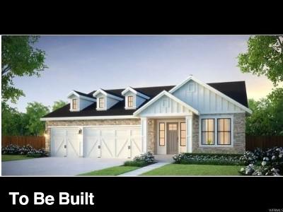 South Jordan Single Family Home For Sale: 10928 S Champ Jasper Way W #420