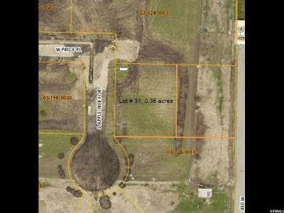 Nibley Residential Lots & Land For Sale: 3320 S 490 W