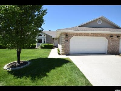 Spanish Fork Townhouse For Sale: 1744 S Fairway Ln E