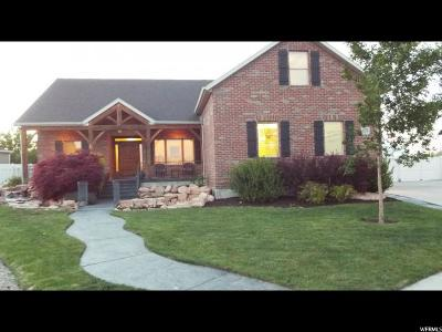 South Jordan Single Family Home For Sale: 11574 S Windstone Cir W