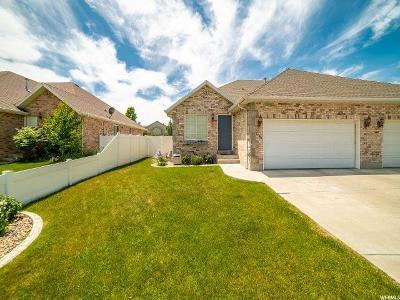Spanish Fork Single Family Home For Sale: 1296 S 1340 E
