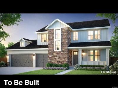 South Jordan Single Family Home For Sale: 1037 W Anna Emily Dr #114