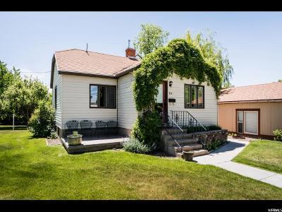 Smithfield Single Family Home For Sale: 194 E 300 N