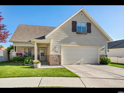 Orem Single Family Home For Sale: 1513 W 550 S