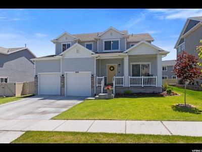 Eagle Mountain Single Family Home For Sale: 4994 Broken Arrow