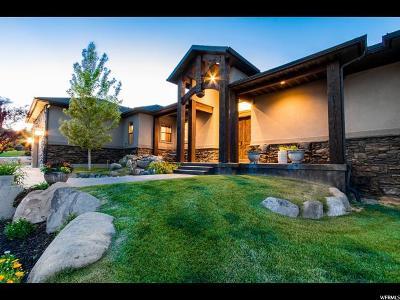 South Jordan Single Family Home For Sale: 3946 W Farmingdale Ct