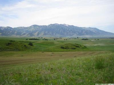 Hyrum Residential Lots & Land For Sale: 7400 S 1400 W