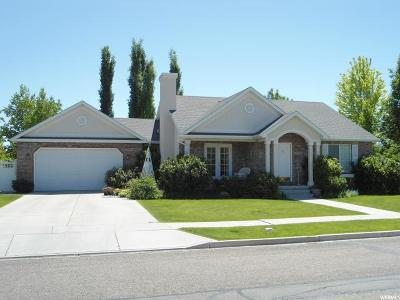 American Fork Single Family Home For Sale: 589 W 630 N
