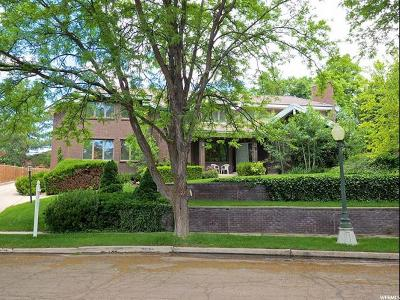 Holladay Single Family Home For Sale: 2443 E Briarcreek Cir S