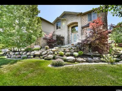 Draper Single Family Home For Sale: 676 E Rocky Mouth Ln