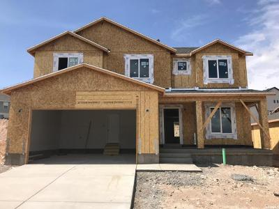 Santaquin Single Family Home For Sale: 418 Flagstone Dr