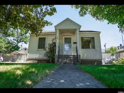 Provo Single Family Home For Sale: 620 N 800 W