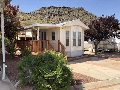 St. George Single Family Home For Sale: 840 N Twinlakes Dr #101