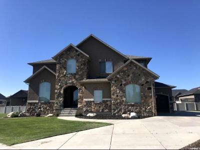 Layton Single Family Home For Sale: 545 S 1625 W