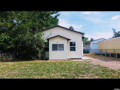 Price UT Single Family Home For Sale: $52,000