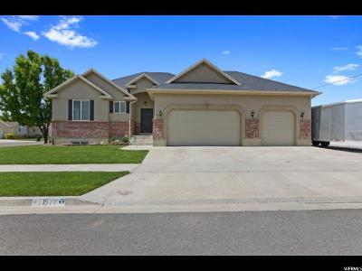 Payson Single Family Home For Sale: 1578 S 280 W