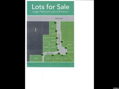 Riverton Residential Lots & Land For Sale: 1616 W Barb Ln