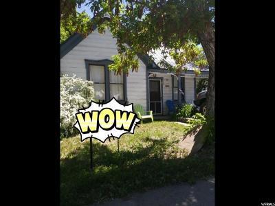 Park City Single Family Home For Sale: 1128 Park Ave