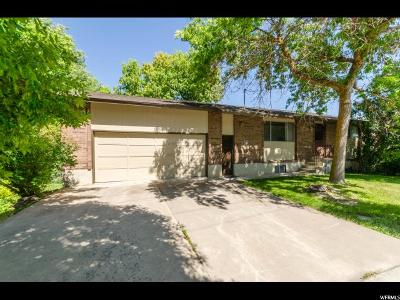 Cache County Single Family Home For Sale: 3950 S Main St