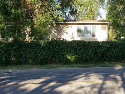Salt Lake City Multi Family Home For Sale: 1270 E Zenith
