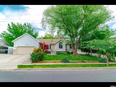 Murray Single Family Home For Sale: 6669 S Daniel Way