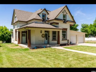 Smithfield Single Family Home For Sale: 263 N Main St