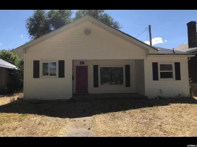 Ogden Single Family Home For Sale: 3122 S Ogden Ave E
