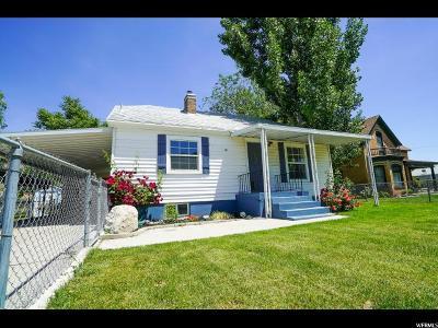 Springville Single Family Home For Sale: 233 S 400 E