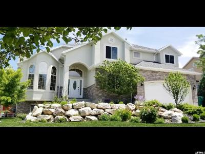 Layton Single Family Home For Sale: 2808 N 1850 E