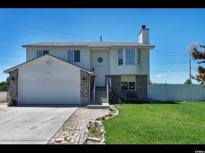 Provo Single Family Home For Sale: 1333 N 2770 W