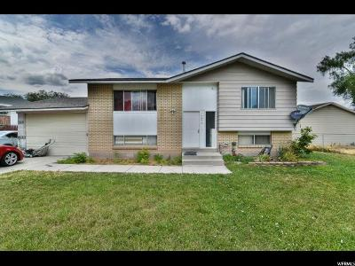 Magna Single Family Home For Sale: 7874 W Glenwood Ave S