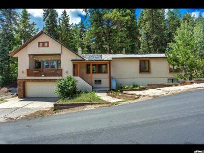 Park City Single Family Home For Sale: 540 Crestview Dr