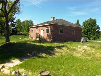 Single Family Home For Sale: 697 N Main St
