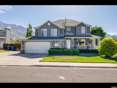 Orem Single Family Home For Sale: 1790 N 860 W