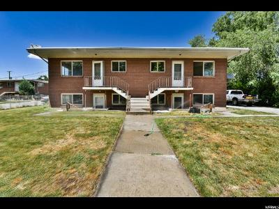 Multi Family Home Sold: 427 E 3400 Ln S
