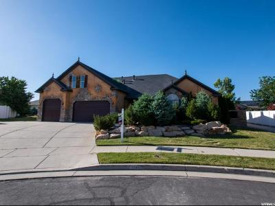 South Jordan Single Family Home For Sale: 5744 W Summer Stone Dr S