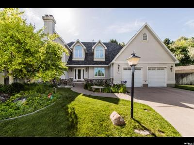 Logan Single Family Home For Sale: 1438 E 260 N