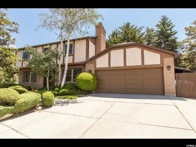 Sandy Single Family Home For Sale: 8948 S Cobblecrest Ln