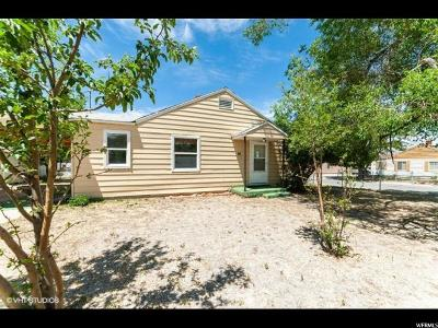 East Carbon UT Single Family Home For Sale: $36,500